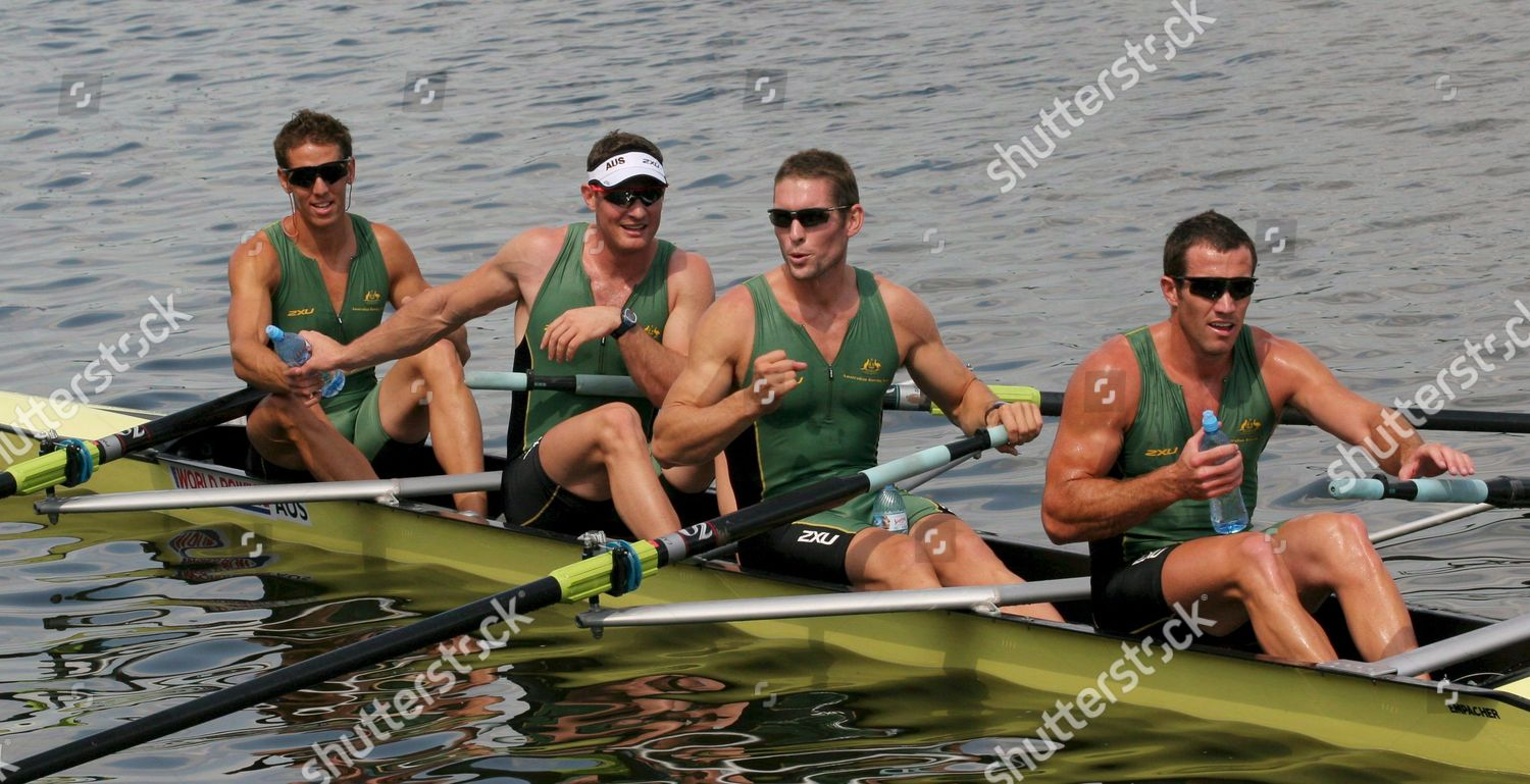 Matthew Ryan James Marburg Cameron Mcharg Francis Editorial Stock Photo Stock Image Shutterstock