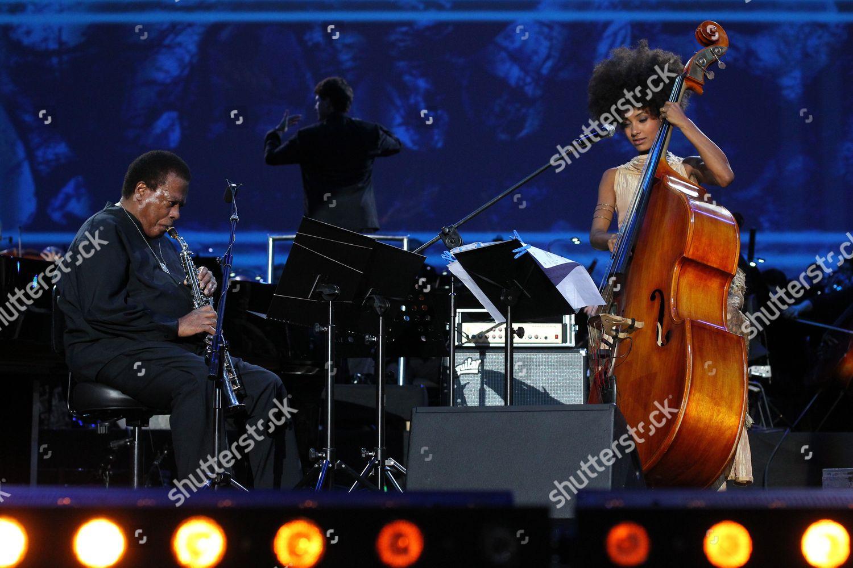 Us Jazz Bassist Composer Singer Esperanza Spalding Editorial