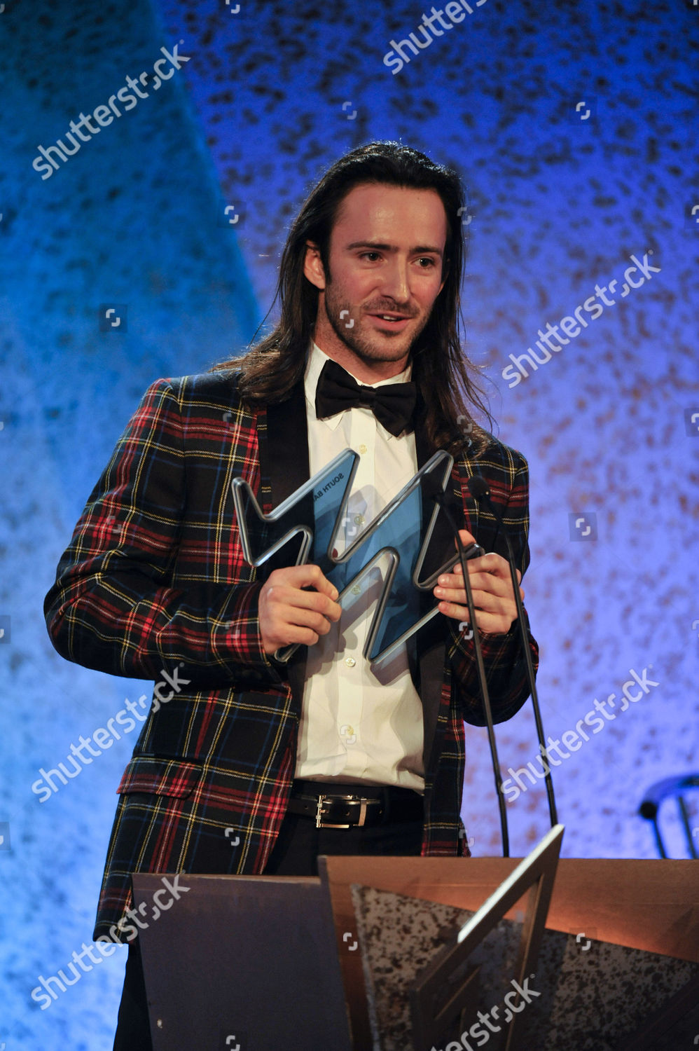 Stock Photo Of South Bank Show Awards Dorchester Hotel London Britain