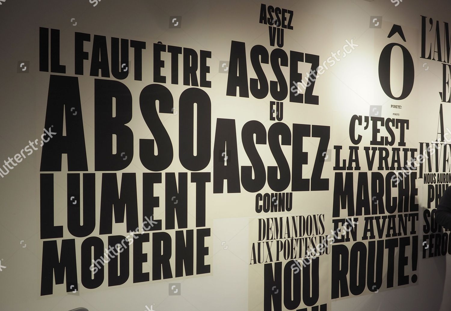 Famous quotes Museum dedicated famous French poet Editorial ...