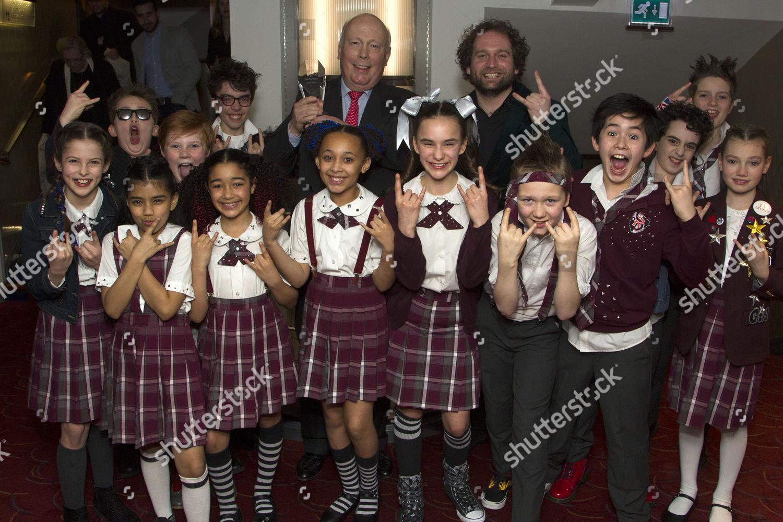 Gary Trainor young School Rock cast Editorial Stock Photo