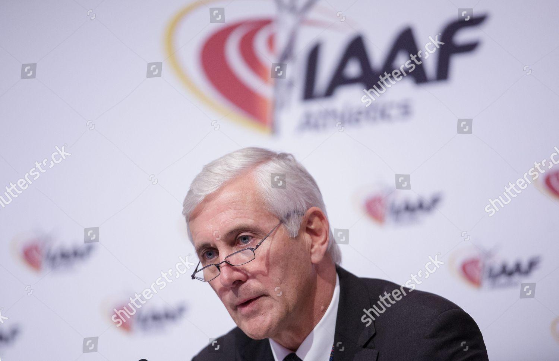 Rune Andersen Head Iaaf Taskforce Address News Editorial Stock Photo Stock Image Shutterstock