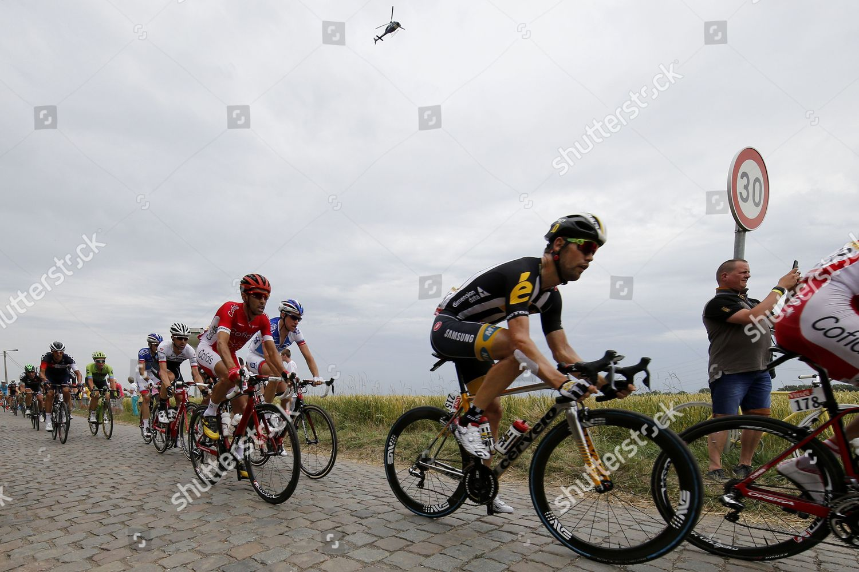 Mtn Qhubeka Team Rider Reinardt Janse Van Editorial Stock