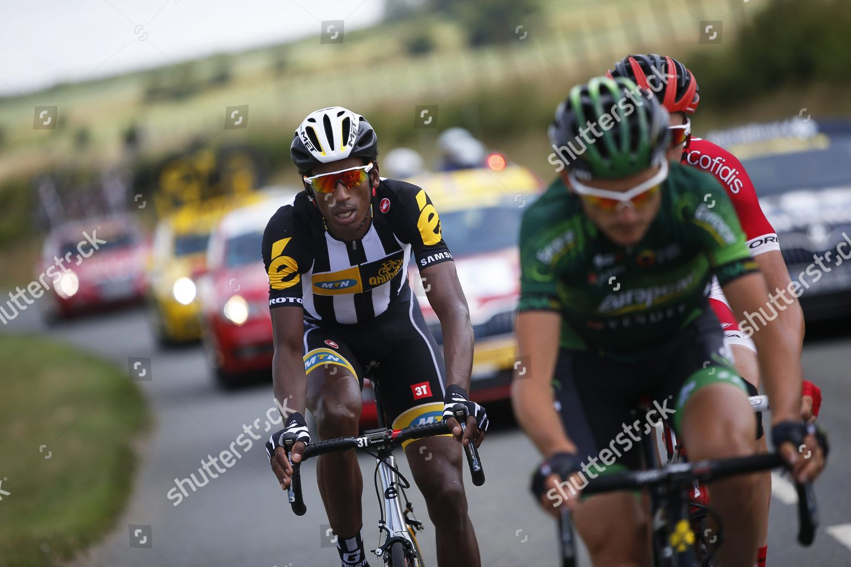 Mtn Qhubeka Team Rider Daniel Teklehaimanot l Editorial