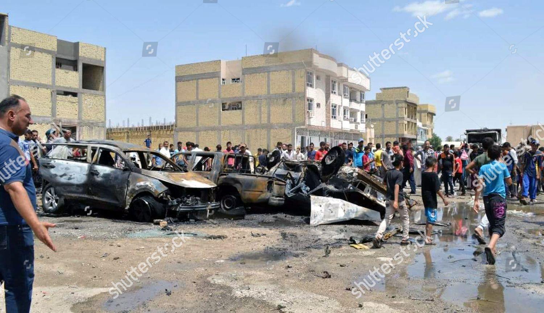 Samawah Iraq Map, Iraq Conflict Samawah Car May 2016, Samawah Iraq Map