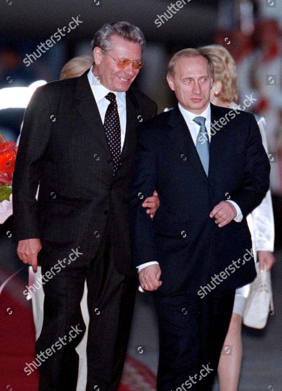 Kishinev Moldova Russias President Vladimir Putin R Editorial Stock Photo Stock Image Shutterstock