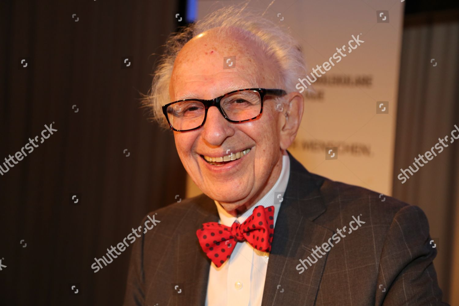 Eric Kandel Editorial Stock Photo - Stock Image | Shutterstock