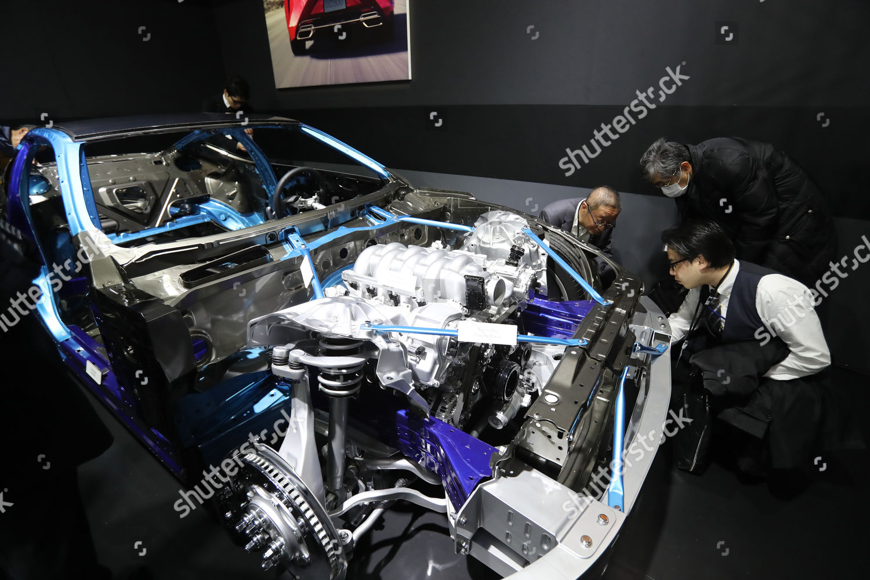 Toyota Motors Luxury Car Brand Lexus Flagship Editorial Stock Photo