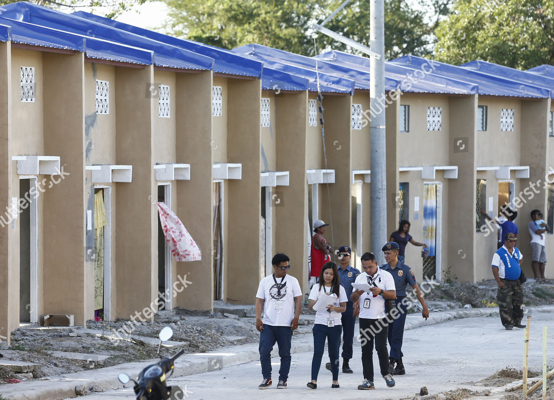 Staff National Housing Authority NHA Philippine police