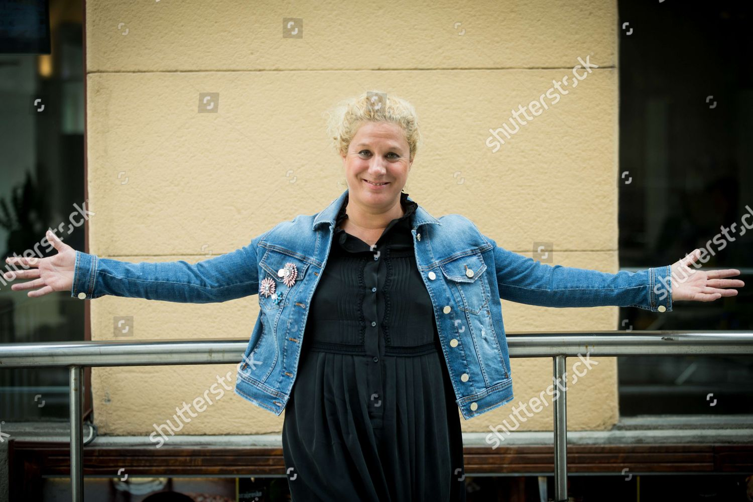 Ana Ros Videos chef ana ros editorial stock photo - stock image   shutterstock