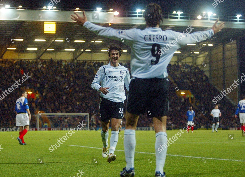 Stock photo of Fa Barclays Premiership Portsmouth V Chelsea - 28 Nov 2005