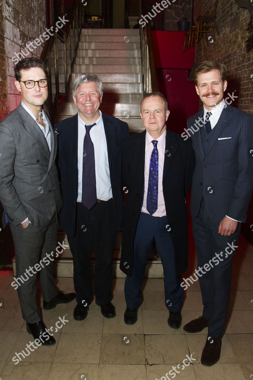 Stock photo of 'The Wipers Times' play, Press Night, London, UK - 27 Mar 2017