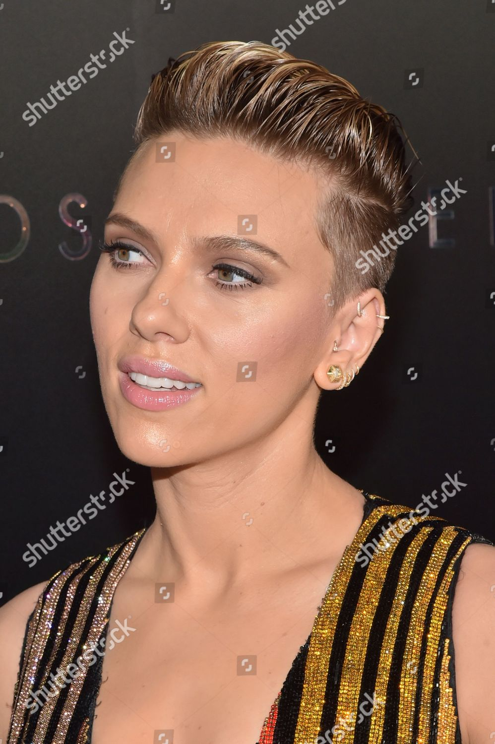 Scarlett Johansson Editorial Stock Photo Stock Image Shutterstock