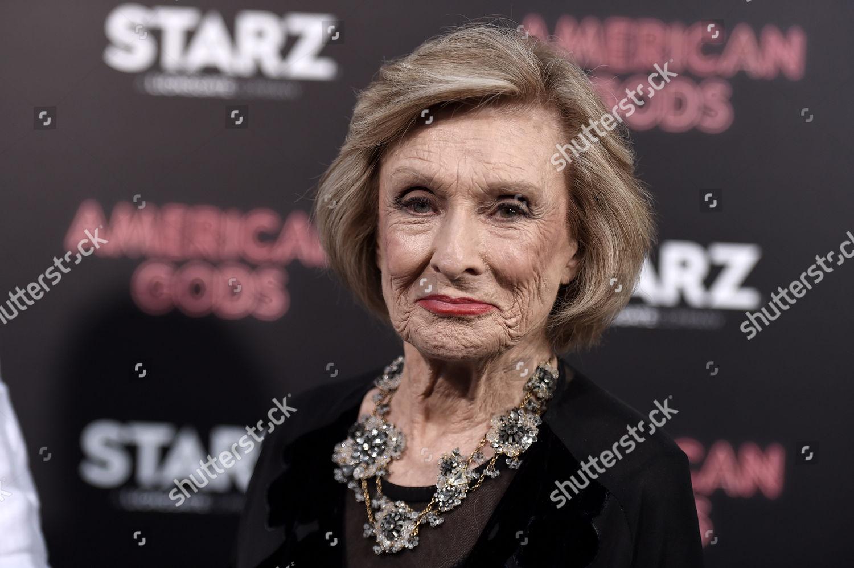 Cloris Leachman Editorial Stock Photo - Stock Image
