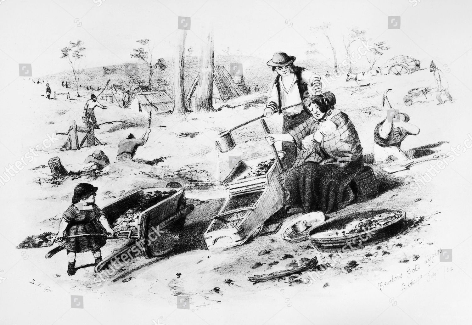 benefits of the australian gold rush The gold rush was great to california and even benefited the united states as a whole if it had not have been for the california gold rush, the usa would not have changed in many good ways the gold rush helped the us federal government.