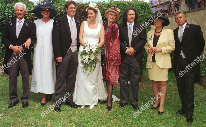 Actress Joanna Lumley Wedding Her Son Jamie Photos