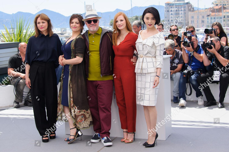 Agnes jaoui 70th cannes film festival jury photocall new photo