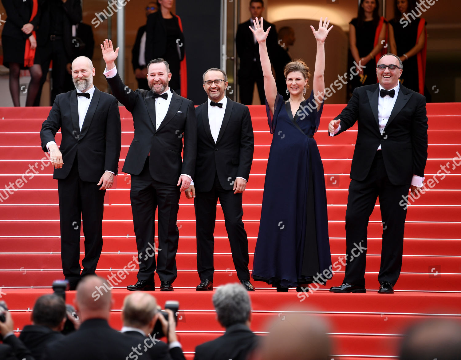 Stock photo of 'Loveless' premiere, 70th Cannes Film Festival, France - 18 May 2017