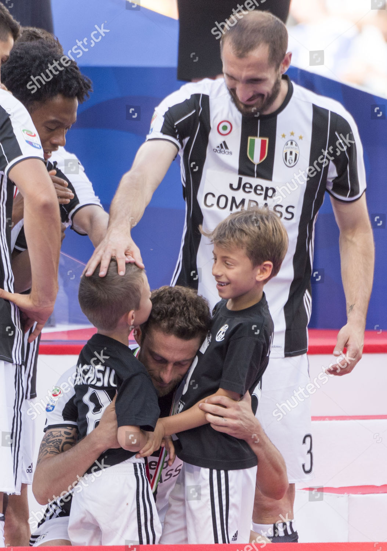 TB Giorgio Chiellini Claudio Marchisio Juventus Editorial Stock Photo -  Stock Image
