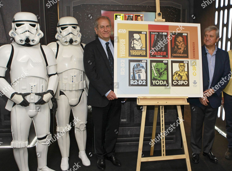 Ceo Walt Disney Spain Simon Amselem 3l Editorial Stock Photo