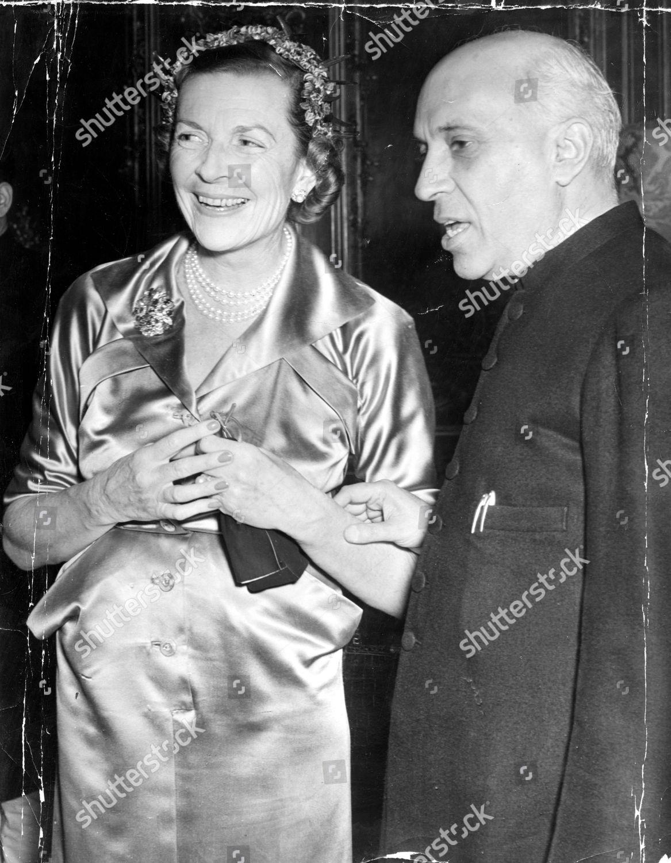 Edwina Mountbatten Countess Mountbatten Burma died February ...