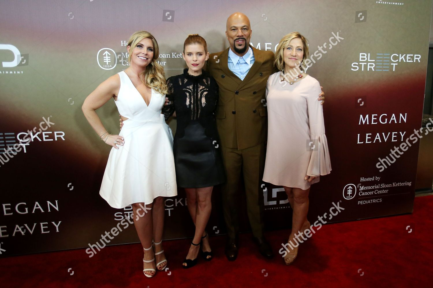Megan Leavey Kate Mara Common Edie Falco Editorial Stock Photo