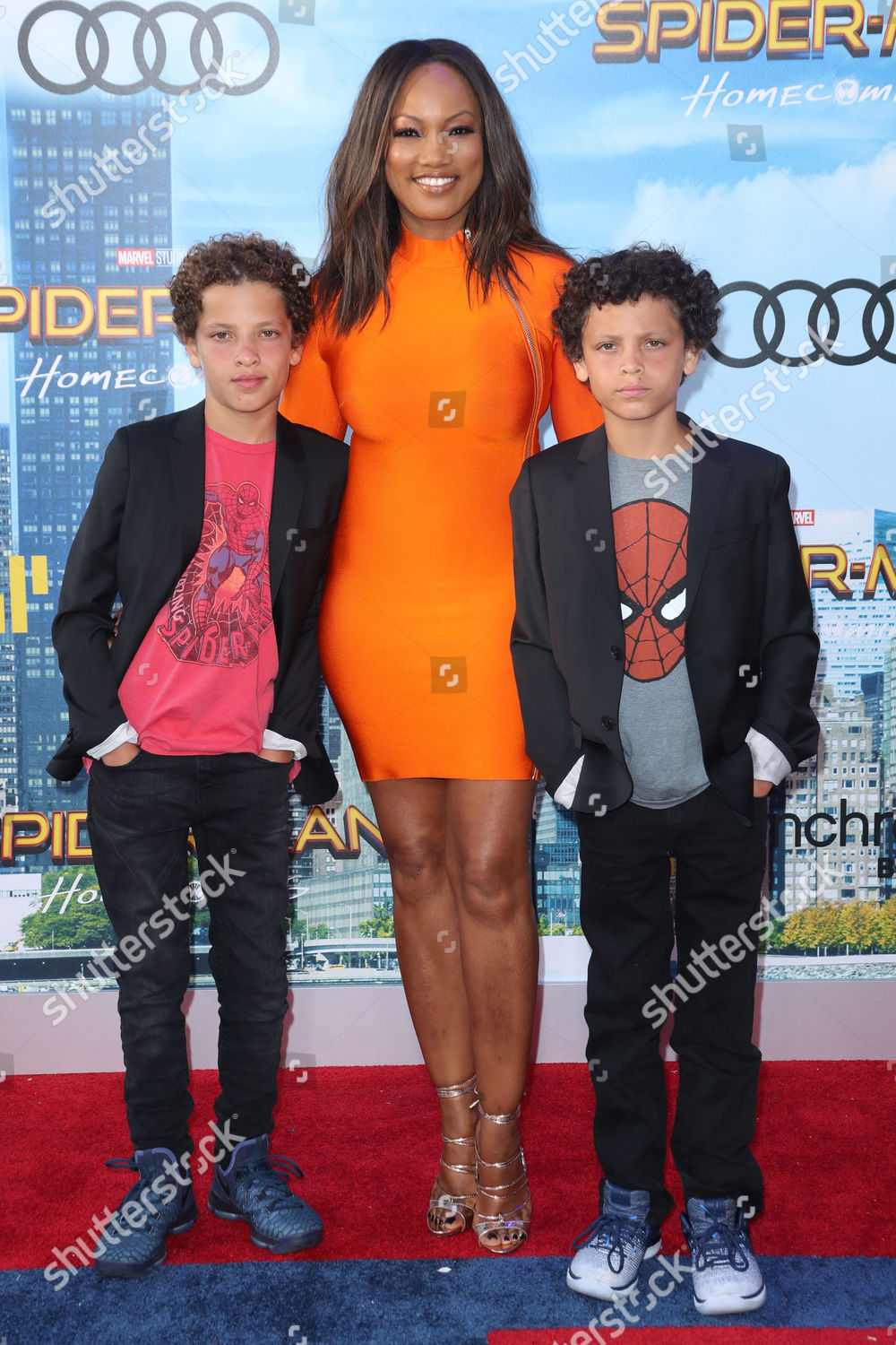 Stock photo of 'Spider-Man: Homecoming' film premiere, Arrivals, Los Angeles, USA - 28 Jun 2017
