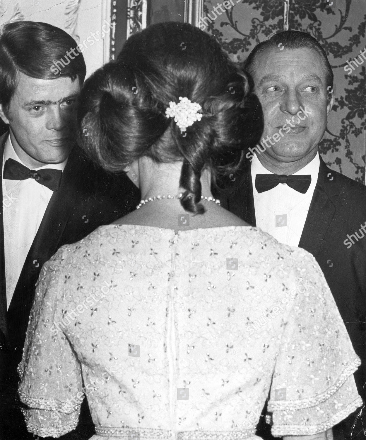 Editorial Stock Photo Of Princess Margaret New Hairstyle Lyceum