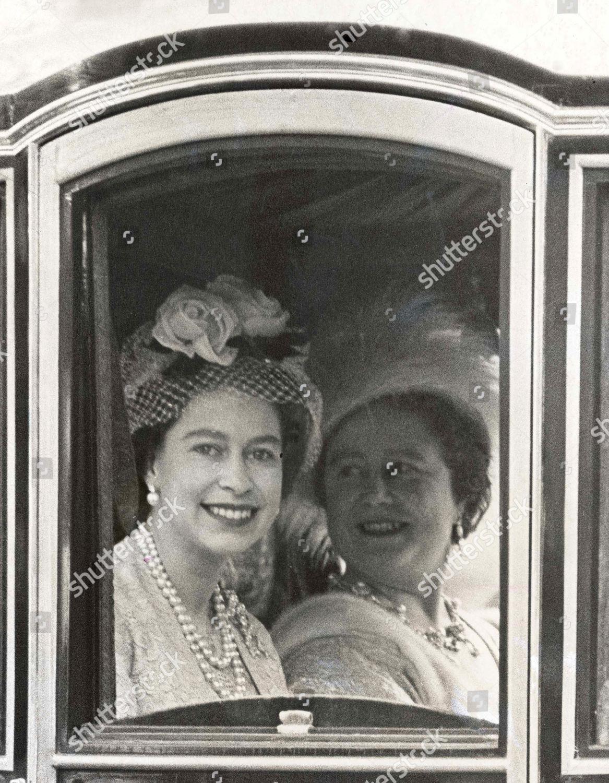 Princess Margaret Wedding.Princess Margaret Lord Snowdon Wedding Day May Editorial Stock Photo
