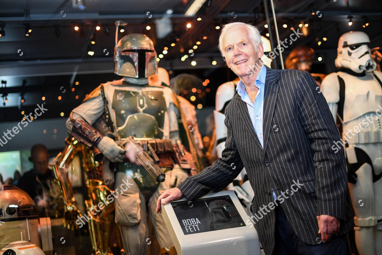Stockfoto von Star Wars Identities exhibition photocall, London, UK - 26 Jul 2017