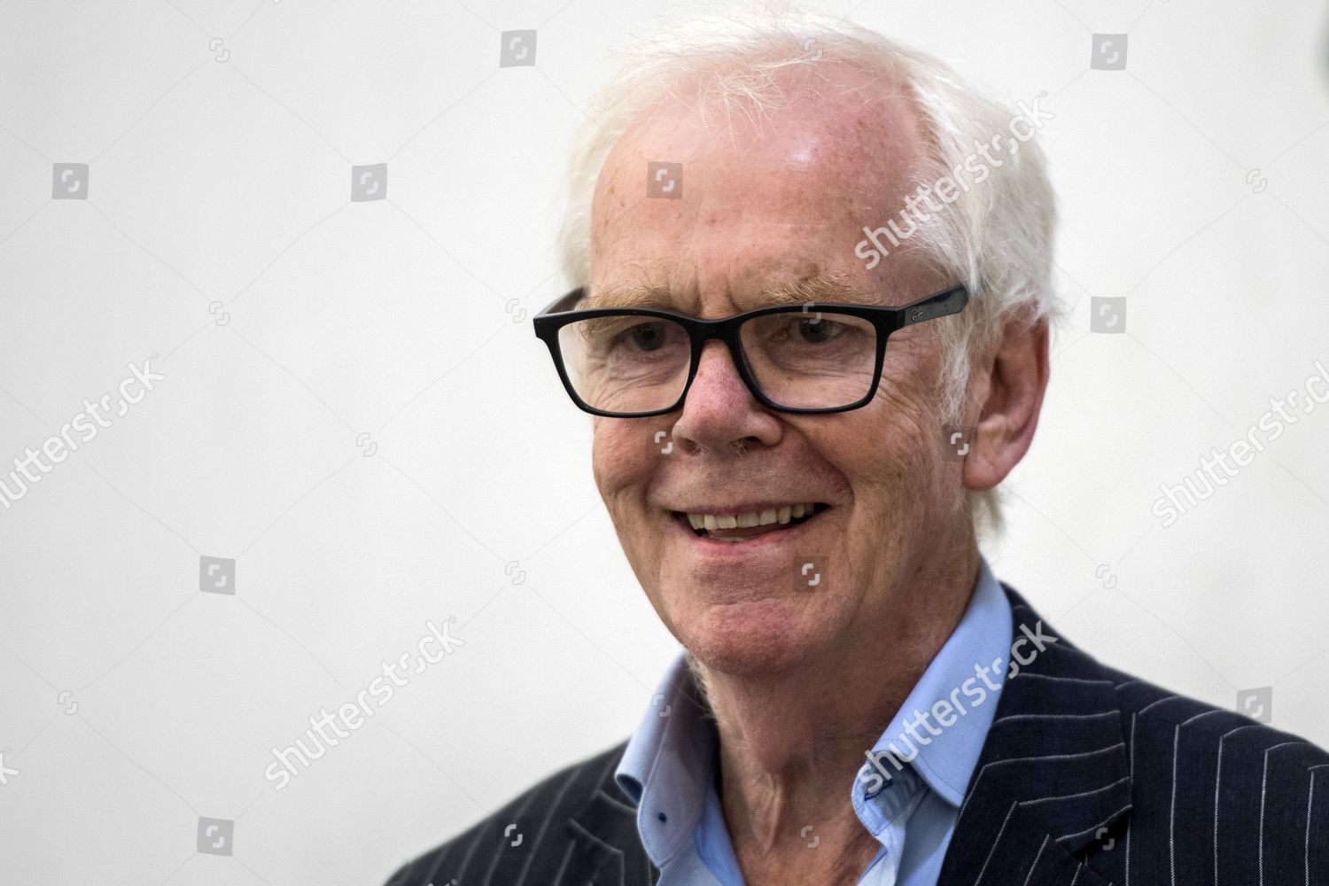 Stock photo of Star Wars actor Jeremy Bulloch attends photocall at Star Wars Identities London, United Kingdom - 26 Jul 2017