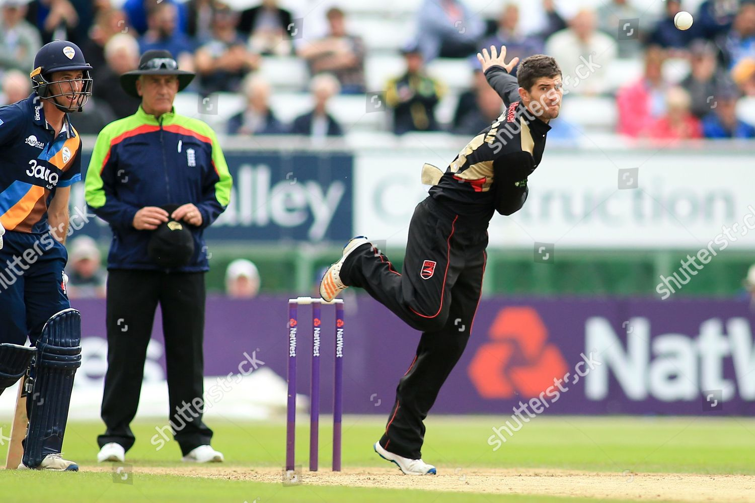 Colin Ackermann Leicestershire during Natwest T20 Blast Editorial
