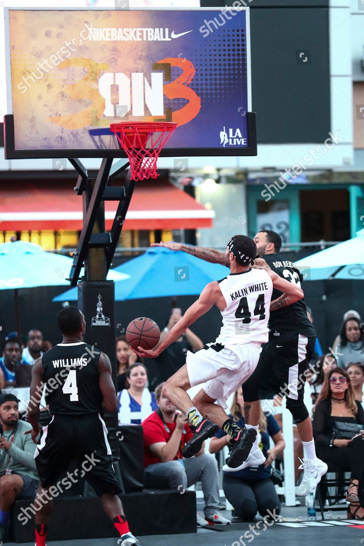 sale retailer 7adfa 52e5b 2017 Nike Basketball 3ON3 Tournament: Celebrity Basketball Game, Los  Angeles, USA - 04