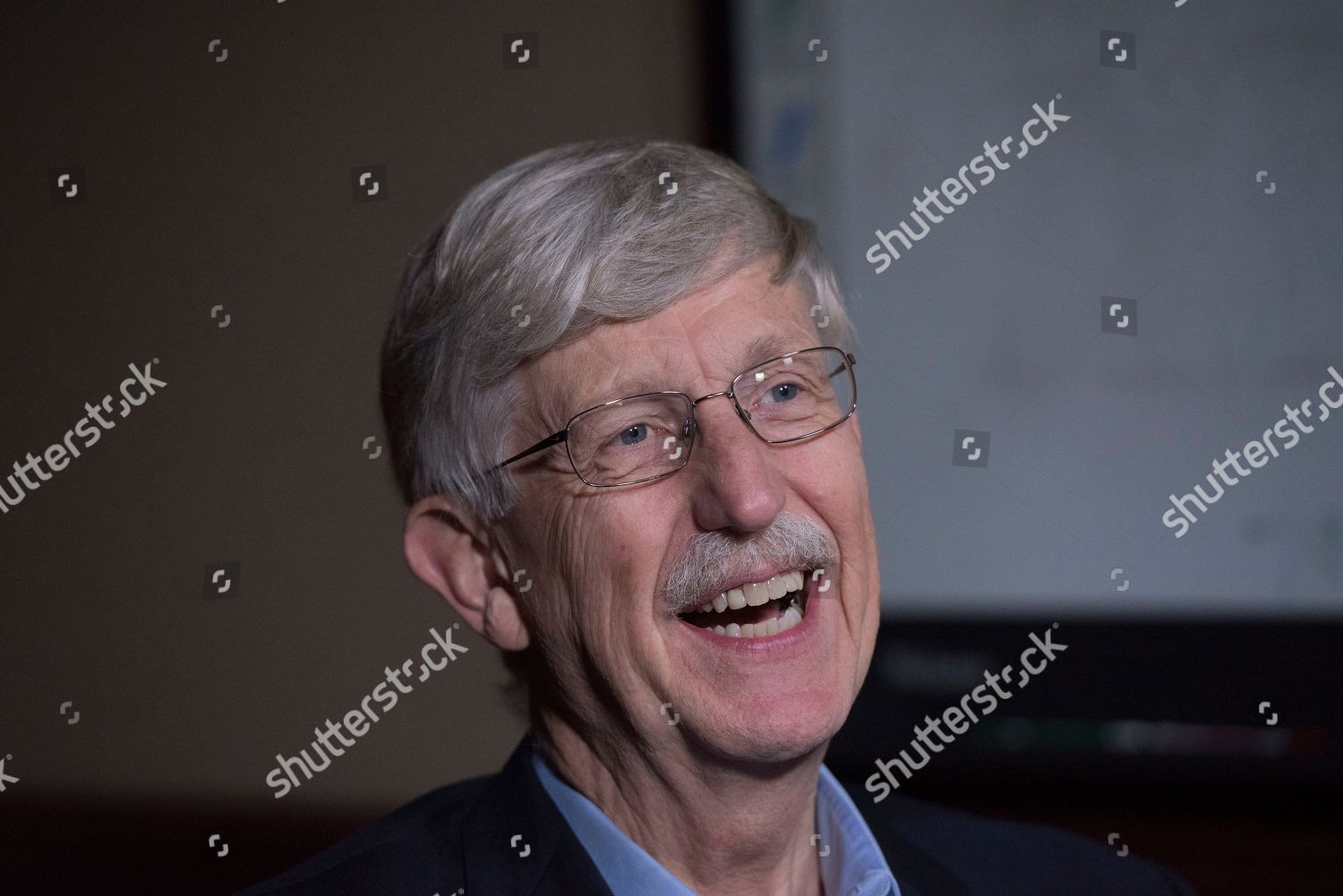 National Institutes Health NIH Director Francis Collins