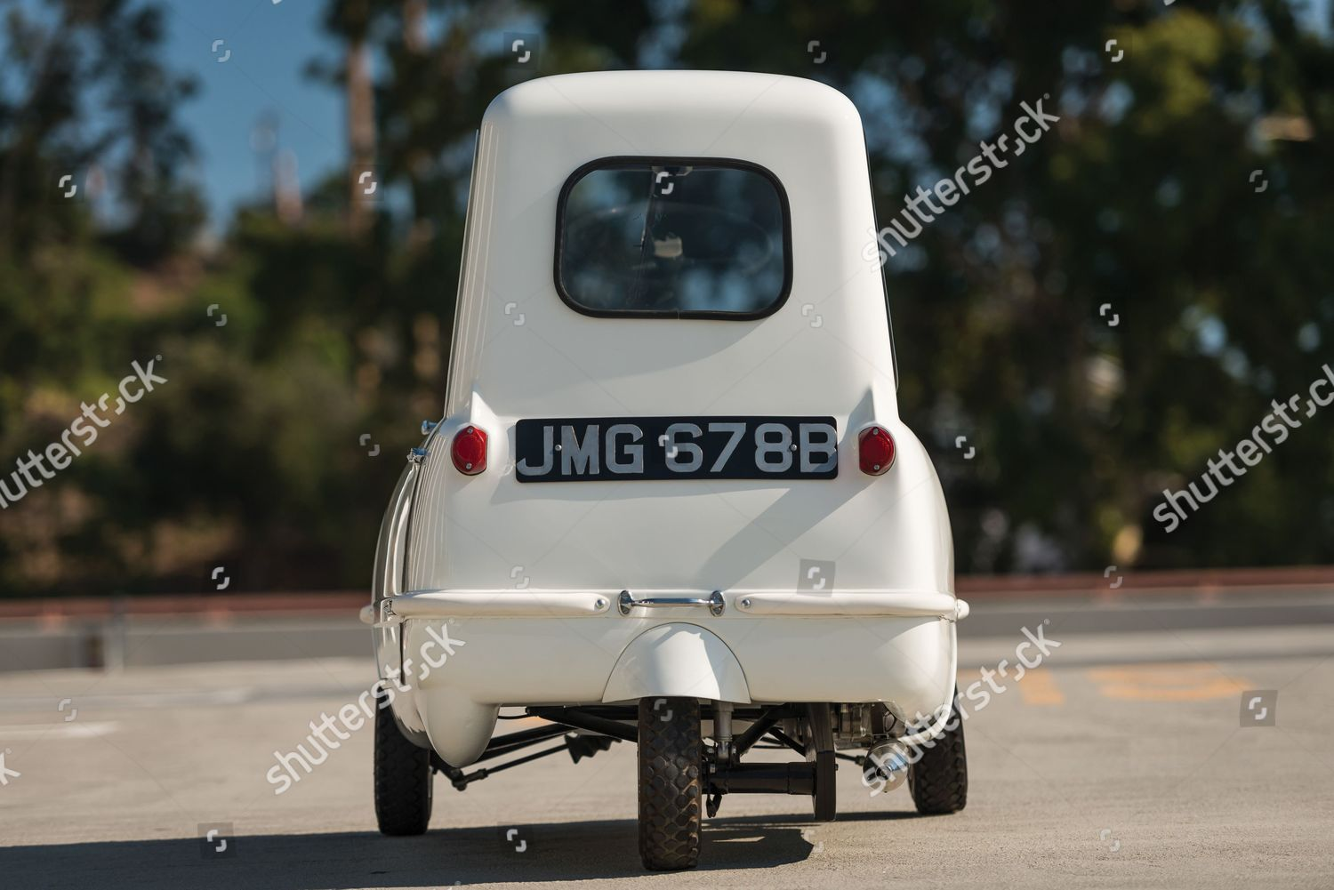 Peel P50 Microcar Editorial Stock Photo Stock Image Shutterstock