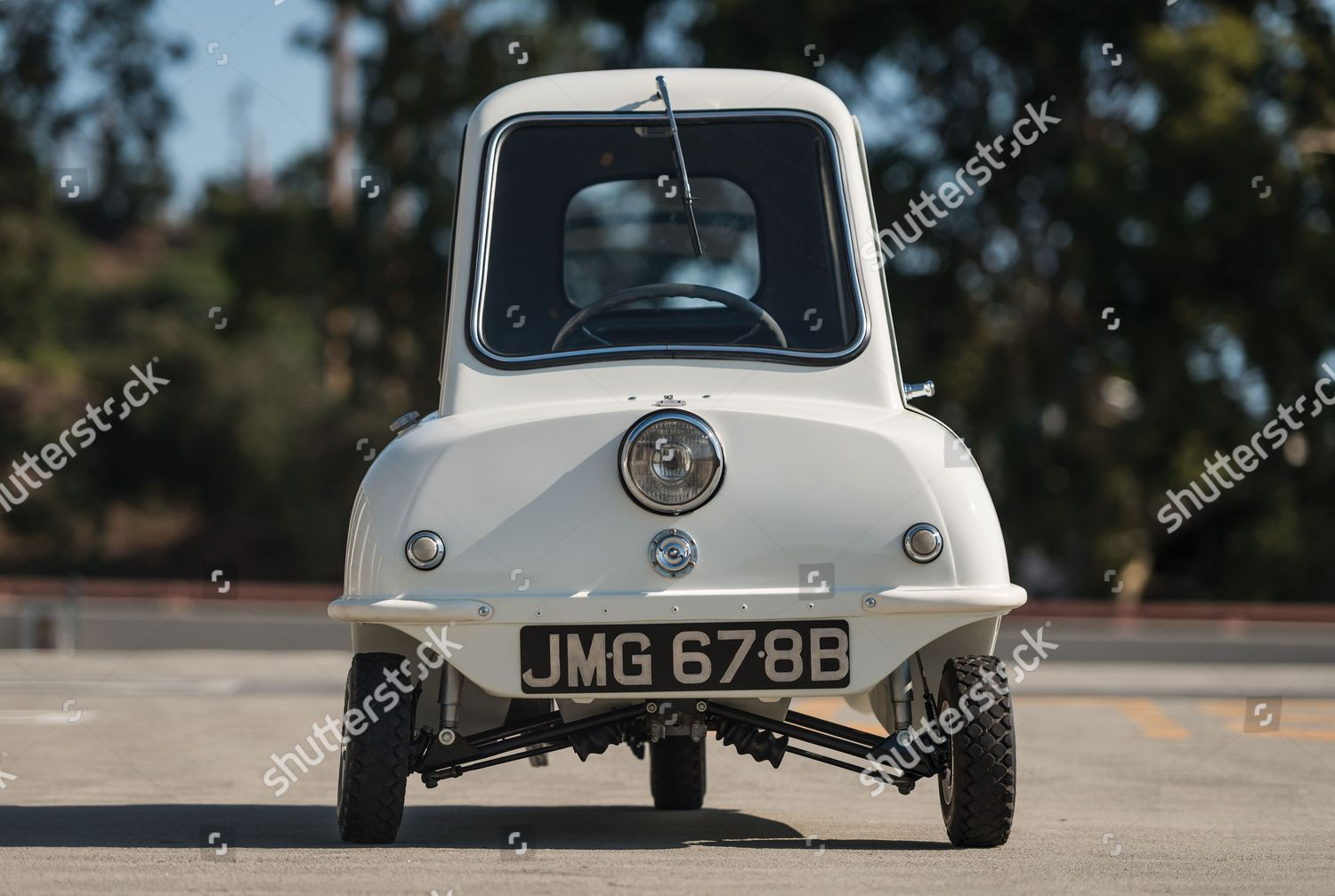 Peel P50 Microcar Stock Photo 9007756c Shutterstock Editorial Photo