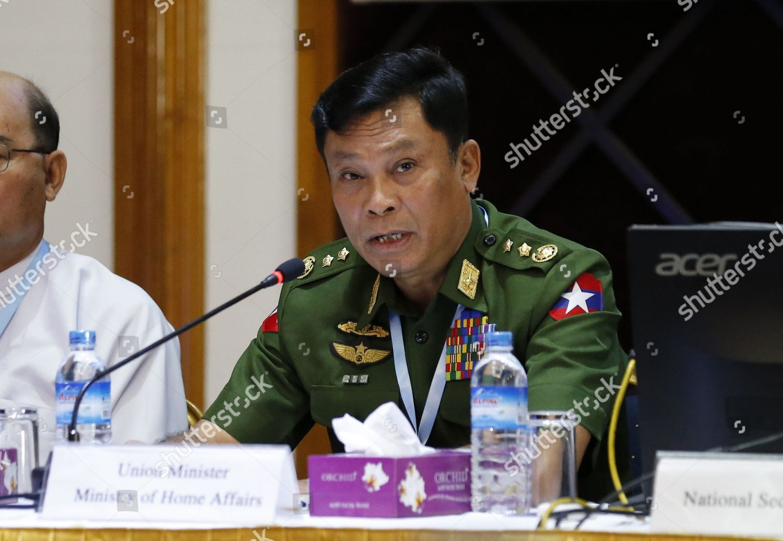 Kyaw Swe burmese
