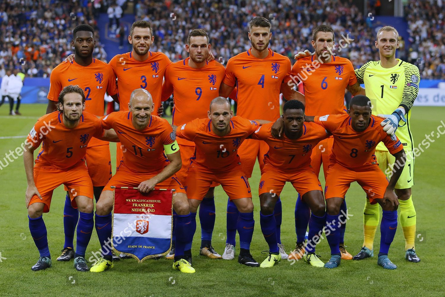 new arrival b983e f6a73 Netherlands National football team Editorial Stock Photo ...