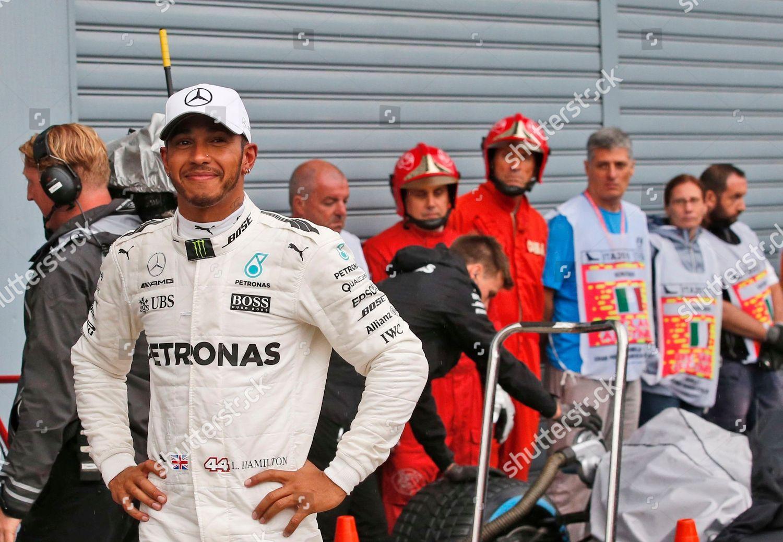 Stock photo of F1 GP Auto Racing, Monza, Italy - 02 Sep 2017