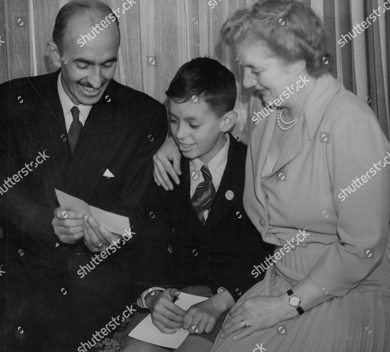George Borrett Wife Marjorie Huyton Lancashire Their