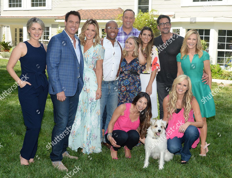 Stock photo of Hallmark Channel 'Home & Family'  Daytime Emmy Celebration, Los Angeles, USA - 08 Sep 2017