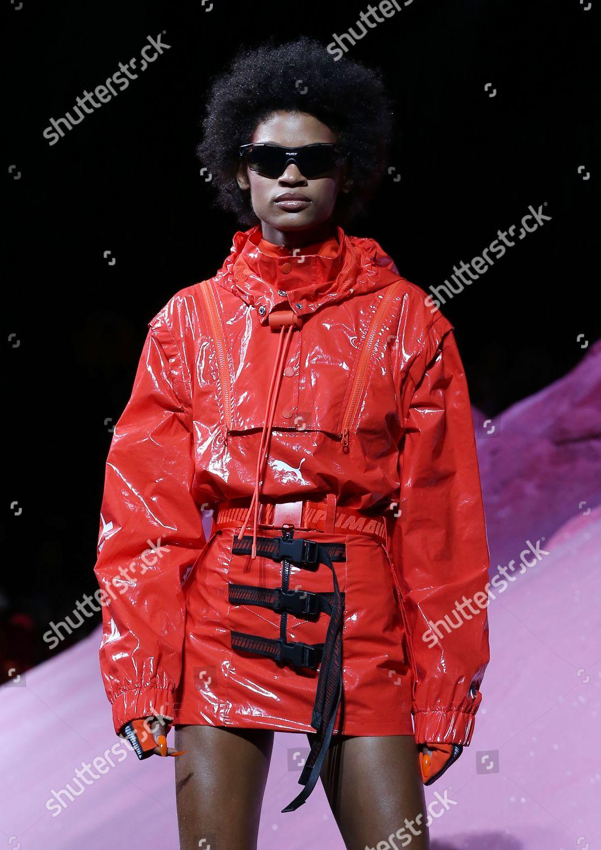 d8e1e58fae87 Fenty x Puma by Rihanna - Runway - New York Fashion Week Spring 2018