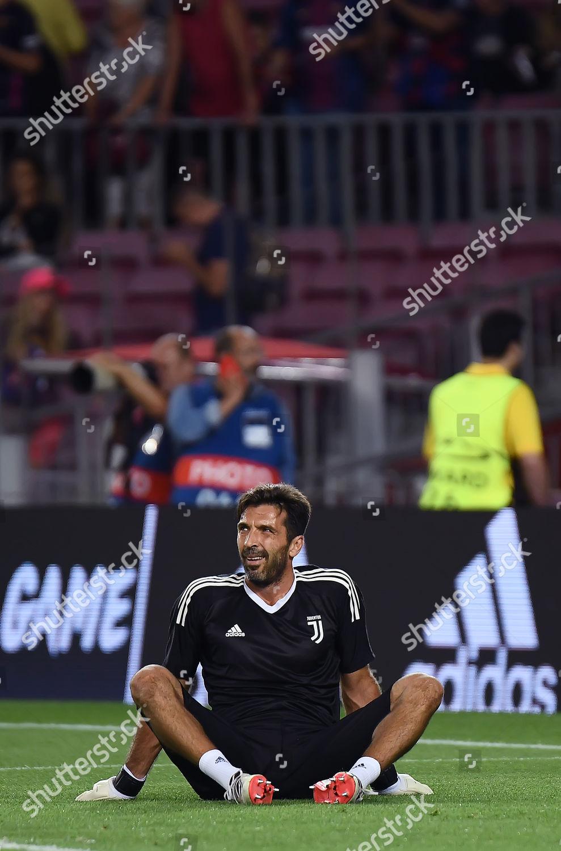 Gianluigi Buffon Juventus Fc Editorial Stock Photo Stock Image Shutterstock