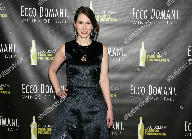 8299dbfb9e0 Ecco Domani Fashion Foundation 2014 Winners Happy Hour, New York, USA
