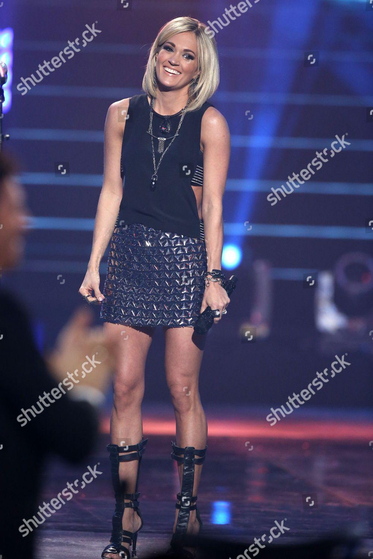 Carrie Underwood Performs American Idol Farewell Season Editorial Stock Photo Stock Image Shutterstock
