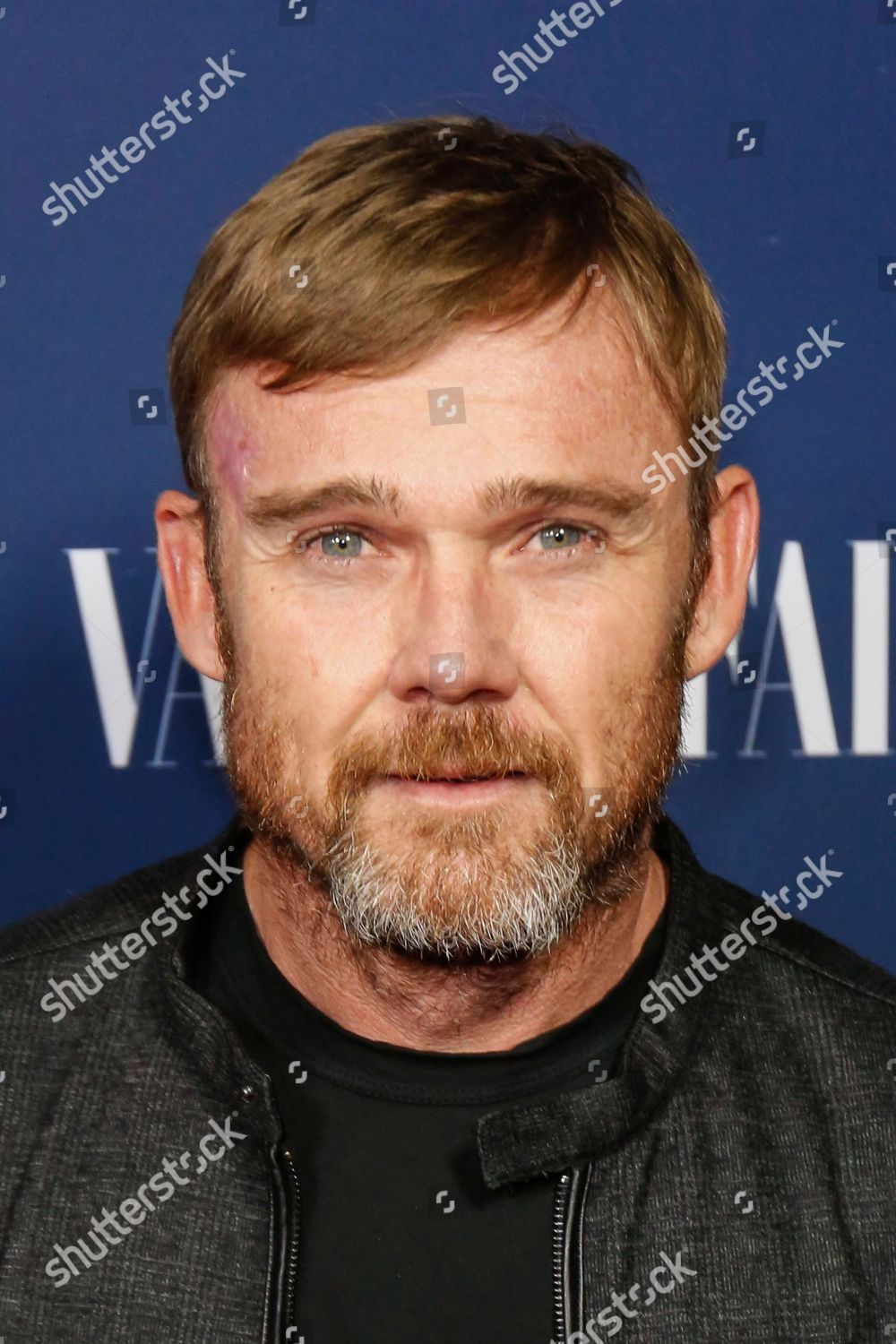 af8427483b03 Ricky Schroder arrives NBC Vanity Fair Toast Editorial Stock Photo ...