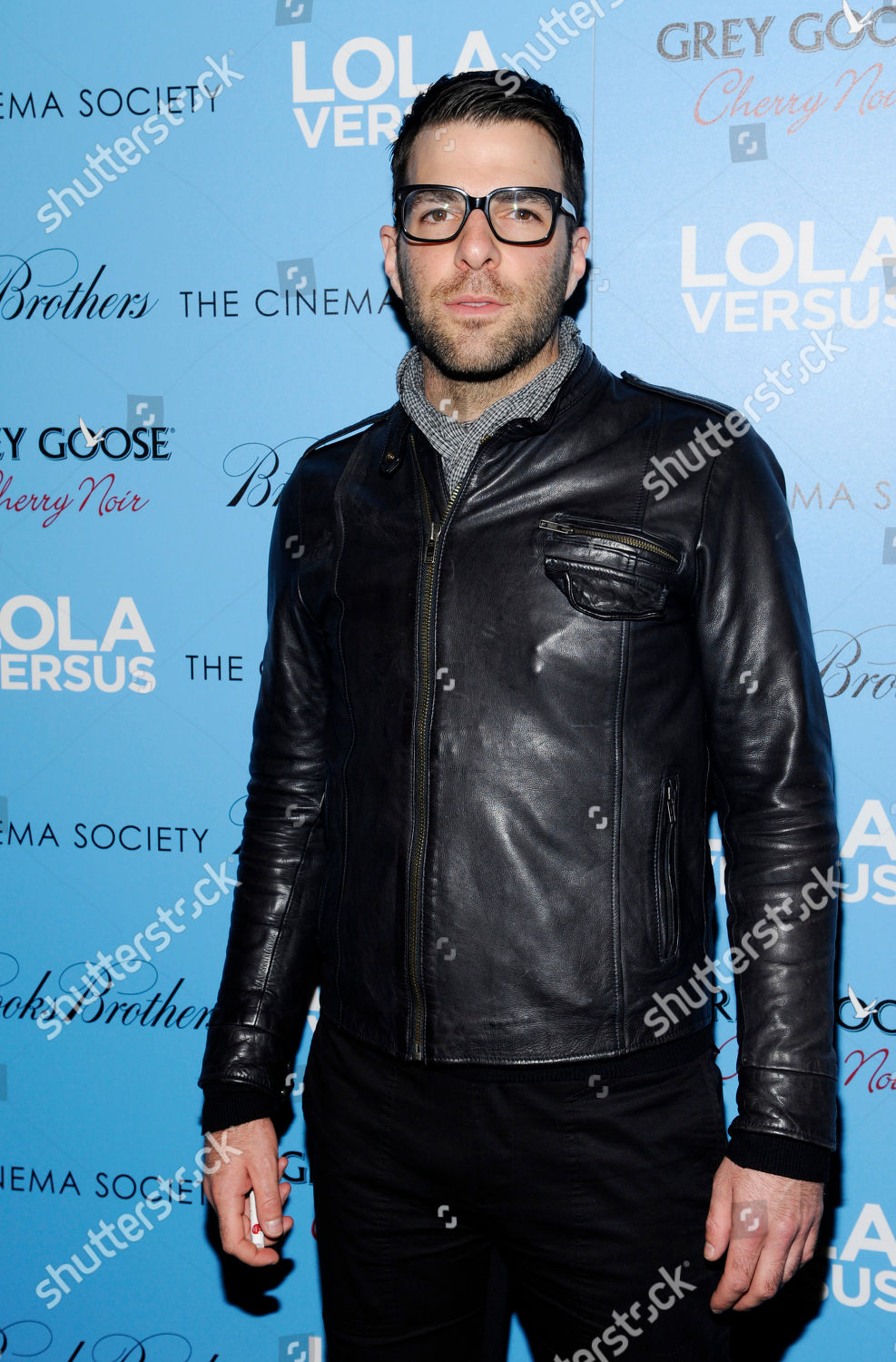 Actor Zachary Quinto attends special screening Lola