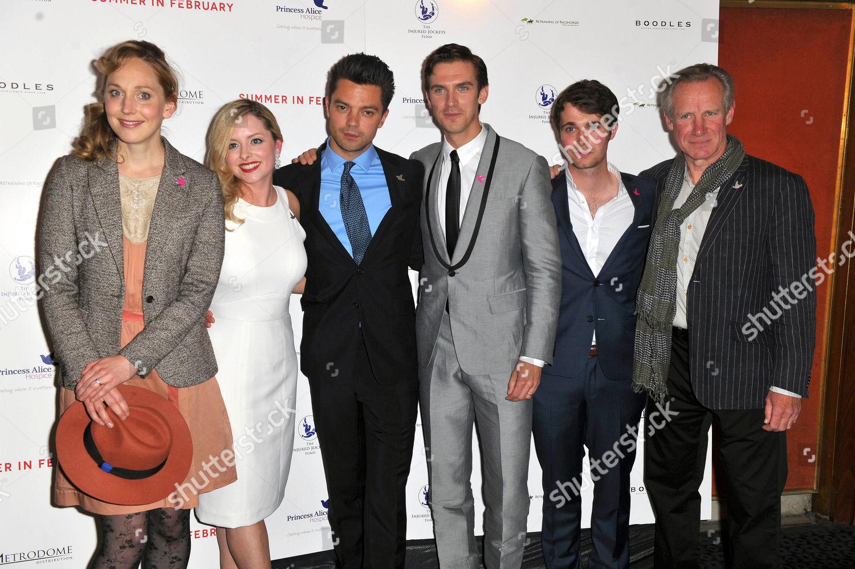 Stock photo of Gala Screening of Summer In February, London, United Kingdom