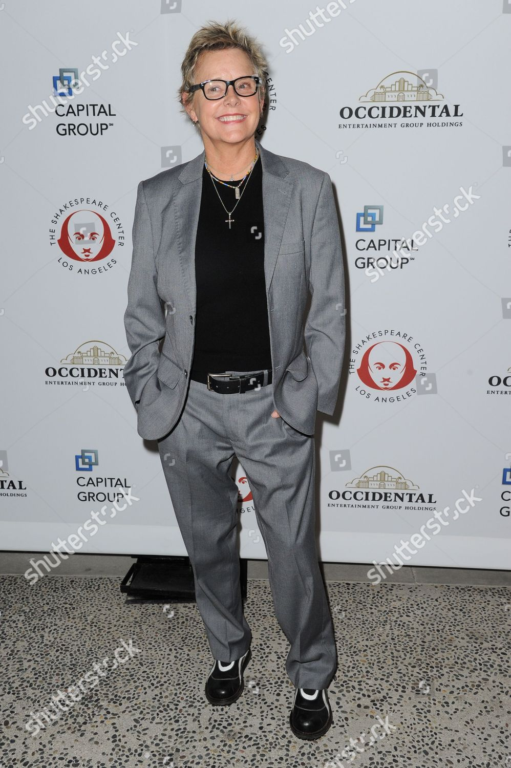 Amanda Bearse Pictures amanda bearse attends 25th annual simply shakespeare