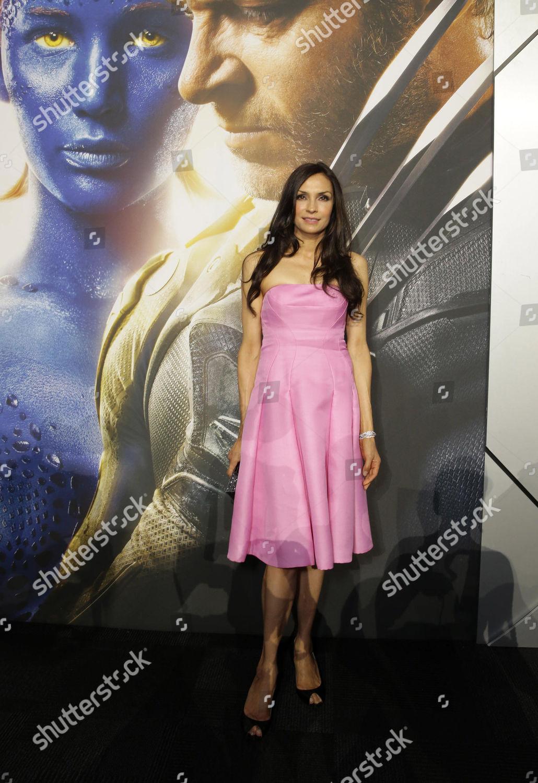 Twentieth Century Fox Global Premiere of 'X-Men: Days of Future Past', New York, USA: стоковое фото